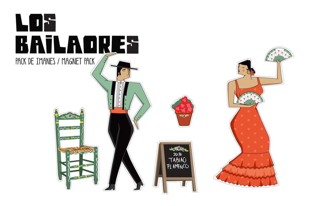 Los Bailaores